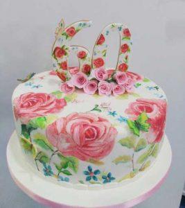 Tarta cumpleaños adulto Valencia