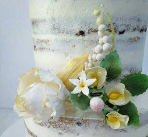 flores de pasta de goma valencia
