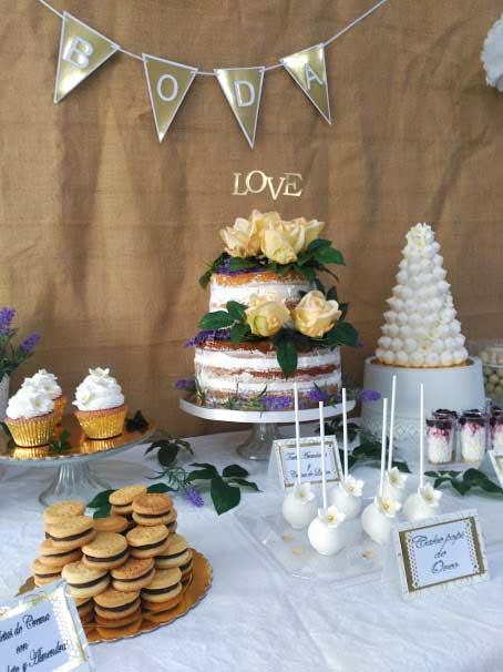 Mesa dulce boda Valencia