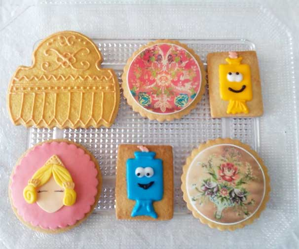 Galletas fallas