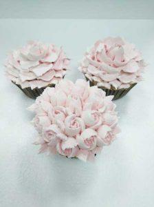 cupcakes boquillas rusas