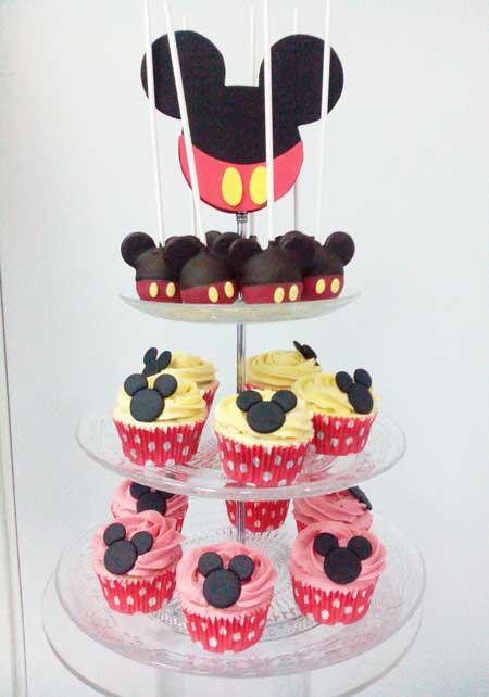cupcakes mickey valencia