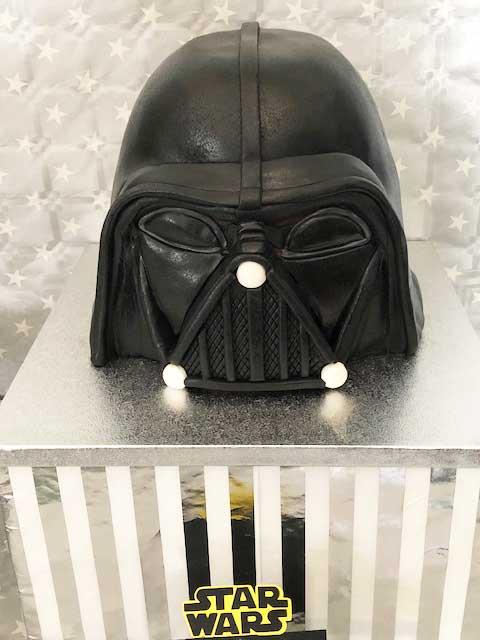 Tarta Darth Vader