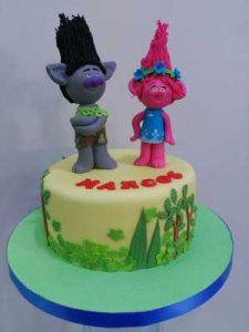 tarta trolls valencia
