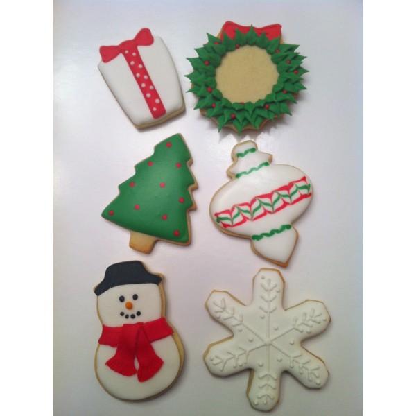 curso galletas navidad Valencia